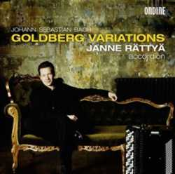 J.S. Bach / Goldberg Variations // Janne Rättyä, accordion