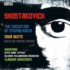 Dmitri Shostakovich / The Execution of Stepan Razin / Zoya Suite etc. // Shenyang / State Choir