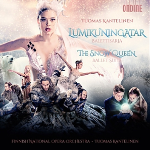 Tuomas Kantelinen / Lumikuningatar (The Snow Queen) // Finnish National Opera Orchestra / Tuomas Kantelinen