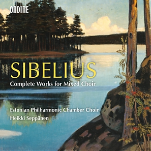 Jean Sibelius / Complete Works for Mixed Choir // Estonian Philharmonic Chamber Choir / Heikki Seppänen