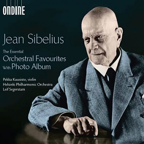 Jean Sibelius / The Essential Orchestral Favourites with Photo Album / Violin Concerto // Pekka Kuusisto / Leif Segerstam