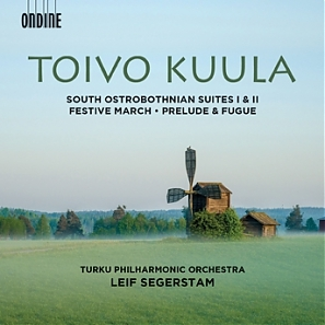 Toivo Kuula / Orchestral Works // Turku Philharmonic Orchestra / Leif Segerstam