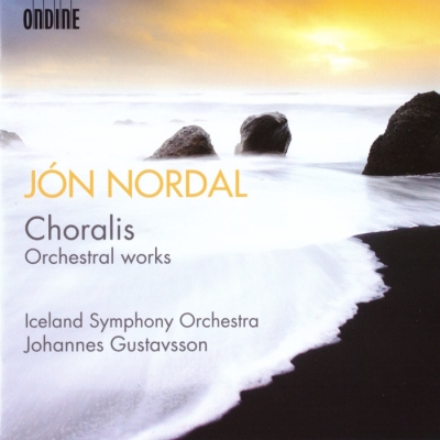 Jón Nordal / Choralis - Orchestral Works // Iceland Symphony Orchestra / Johannes Gustavsson