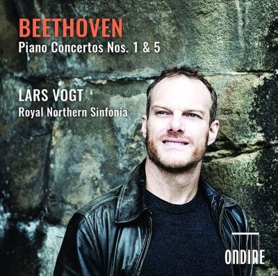 Ludwig van Beethoven / Piano Concertos 1 & 5 // Royal Northern Sinfonia / Lars Vogt