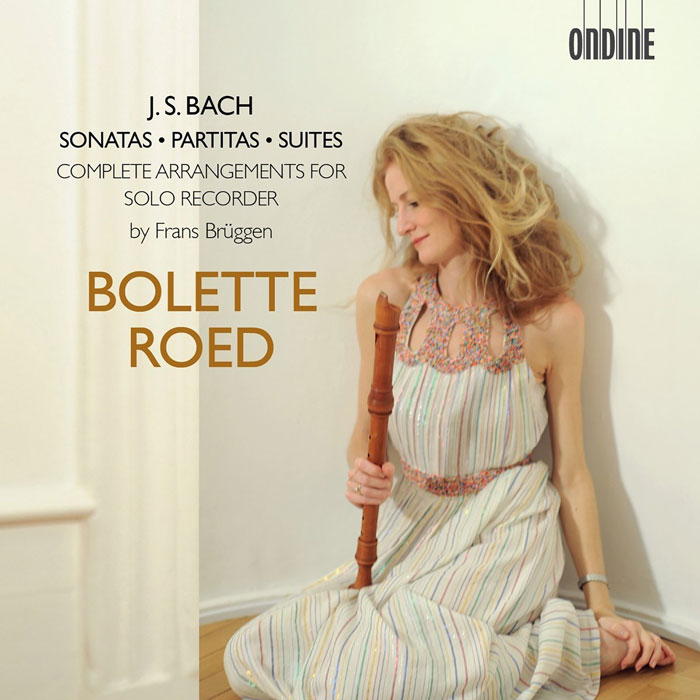 J.S. Bach / Arrangements for Recorder // Bolette Roed