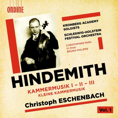 Paul Hindemith / Kammermusik I-III: Kleine Kammermusik // Young Soloists of Kronberg Academy