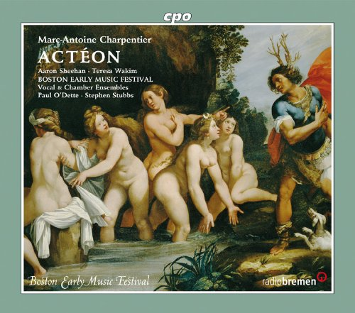 Marc-Antoine Charpentier / Actéon / Boston Early Music Festival / Vocal & Chamber Ensembles / Paul O'Dette & Stephen Stubbs