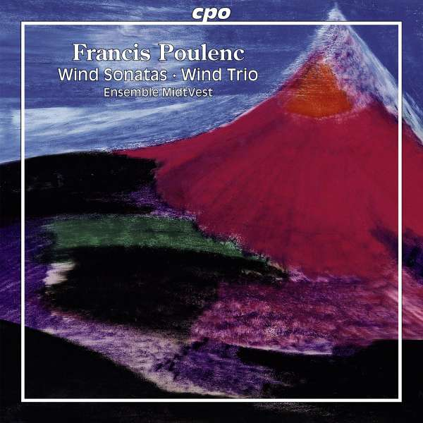 Francis Poulenc / Chamber Works // Ensemble MidtVest