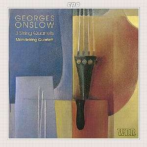 Georges Onslow / String Quartets vol. 1 / Mandelring Quartett