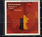 Sofia Gubaidulina / String Quartets 1 - 3 / String Trio / The Danish Quartet