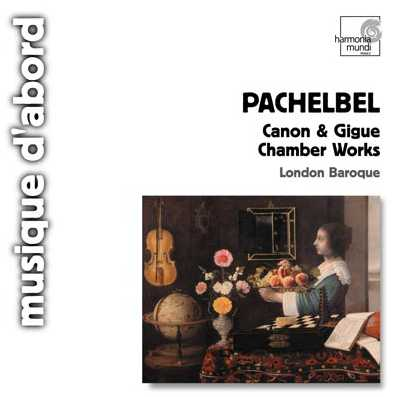 Johann Pachelbel / Canon & Gigue / Chamber Works // London Baroque
