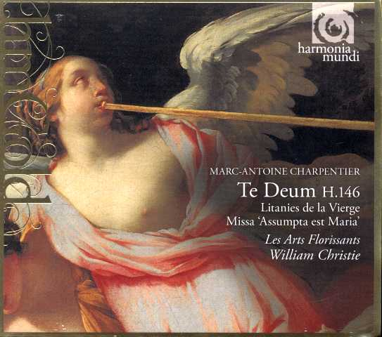 Marc-Antoine Charpentier / Te Deum / Les Arts Florissants / William Christie