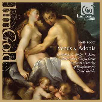 John Blow / Venus and Adonis / René Jacobs