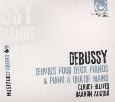 Claude Debussy / Works for Two Pianos / Claude Helffer / Håkon Austbö