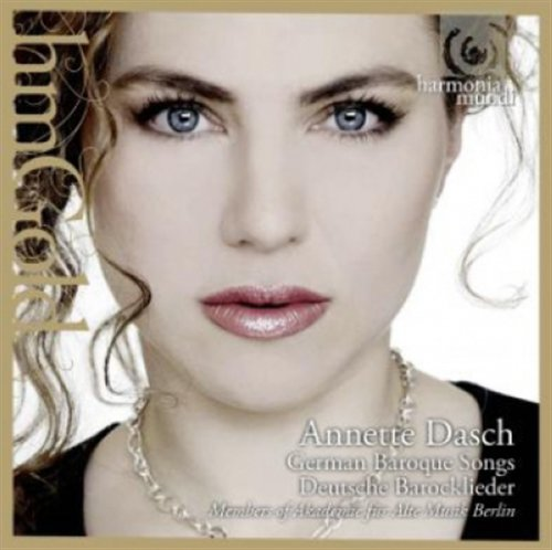 Annette Dasch / German Baroque Songs