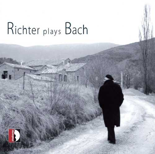 J.S. Bach / Sviatoslav Richter plays Bach 4CD