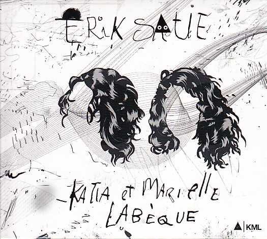Erik Satie / Piano Works / Katia & Marielle Labeque