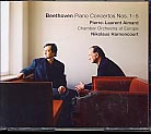 Ludwig van Beethoven / Piano Concertos (Complete) / Pierre-Laurent Aimard / Chamber Orchestra of Europe / Nikolaus Harnoncourt