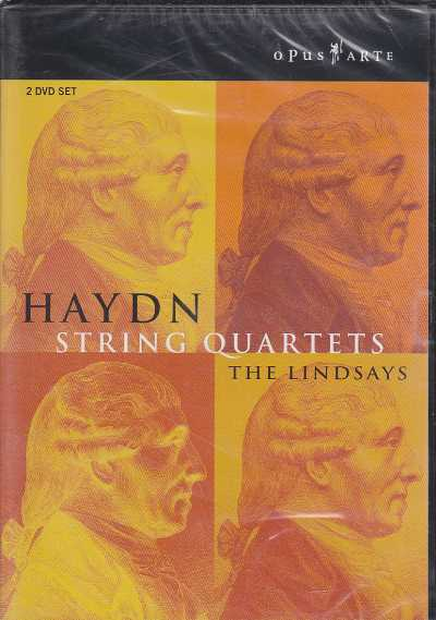 Joseph Haydn / String Quartets / The Lindsays DVD