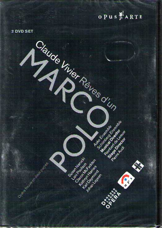 Claude Vivier / Rêves d'un Marco Polo: The Life and Work of Claude Vivier DVD