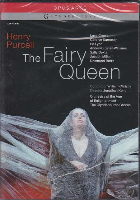 Henry Purcell / The Fairy Queen / Lucy Crowe / Carolyn Sampson / Orchestra of the Age of Enlightenment / William Christie 2DVD