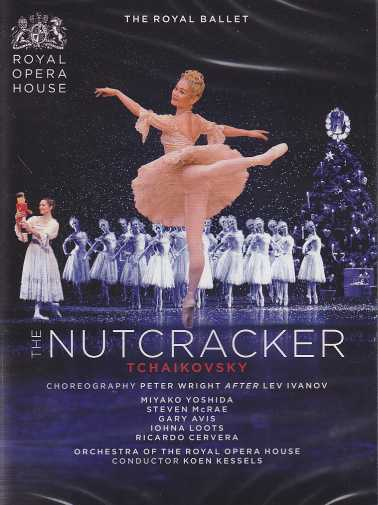 Pyotr Tchaikovsky / The Nutcracker / The Royal Ballet DVD