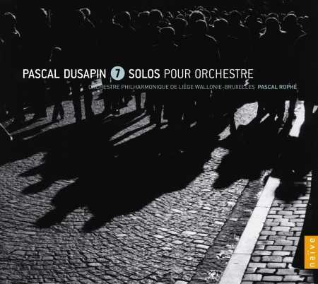 Pascal Dusapin / Seven Solos for Orchestra 2CD