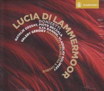 lucia de lammermoor natalie dessay dvd This is the one that natalie dessay and roberto alagna performed at the opera  de  lucia di lammermoor (italian, 1835), versus lucie de lammermoor   unfortunately when they went for the dvd, natalie got her throat.