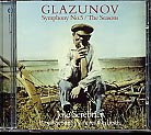 Alexander Glazunov / Symphony No. 5 / The Seasons / Royal Scottish National Orchestra / José Serebrier