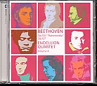 Ludwig van Beethoven / String Quartets / Endellion Quartet / Vol. 4