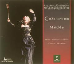 Marc-Antoine Charpentier / Médée // Les Arts Florissants / William Christie