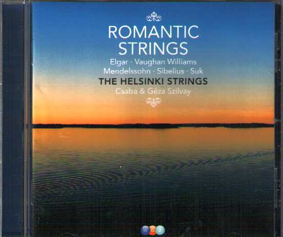 Romantic Strings / The Helsinki Strings / Csaba & Géza Szilvay