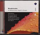 Felix Mendelssohn / A Midsummer Night's Dream / Gewandhausorchestra Leipzig / Kurt Masur