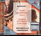 W.A. Mozart / Youth Symphonies Vol. 1 / ASMF / Sir Neville Marriner SACD