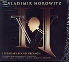 Vladimir Horowitz / Legendary RCA Recordings