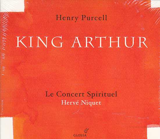 Henry Purcell / King Arthur / Le Concert Spirituel / Hervé Niquet / Veronique Gens / Hanna Bayodi / Peter Harvey