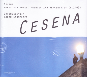 Celena / Songs for Popes, Princes and Mercenaries (c. 1400) / Graindelavoix / Björn Schmelzer