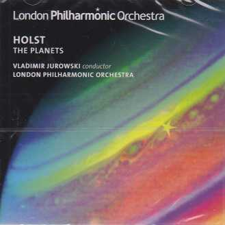 Gustav Holst / The Planets / London Philharmonic Orchestra / Vladimir Jurowski
