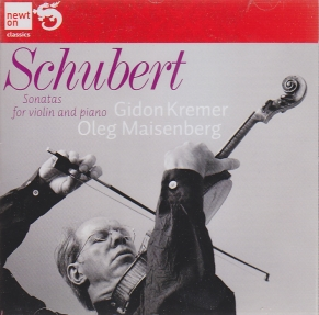 Franz Schubert / Sonatas for violin and piano / Gidor Kremer / Oleg Maisenberg