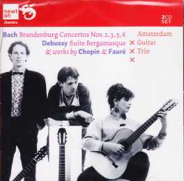 Amsterdam Guitar Trio / Transcriptions for Guitar Trio