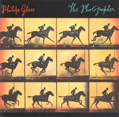 Philip Glass / The Photographer