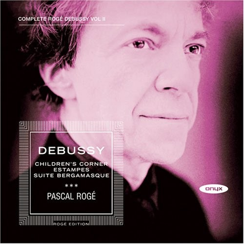 Claude Debussy / Piano Works / Pascal Rogé
