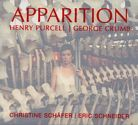 George Crumb / Apparition / Henry Purcell / Songs / Christine Schäfer / Eric Schneider