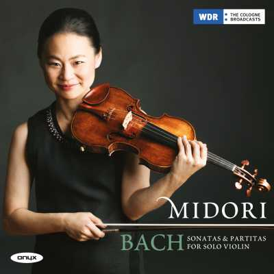 J.S. Bach / Sonatas and Partitas for Solo Violin // Midori