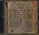 William Byrd / Orlando Gibbons / A Consort of Musicke Bye William Byrde and Orlando Gibbons / Glenn Gould