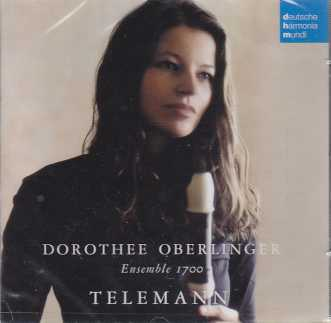Georg Philipp Telemann / Works for Recorder / Dorothee Oberlinger