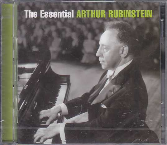 Artur Rubinstein / The Essential Artur Rubinstein
