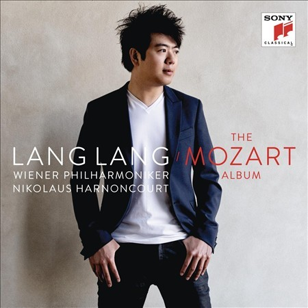 W.A. Mozart / The Mozart Album // Lang Lang