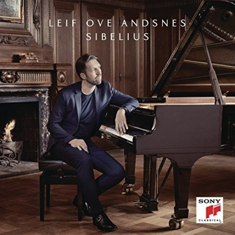 Jean Sibelius / Piano Works // Leif Ove Andsnes