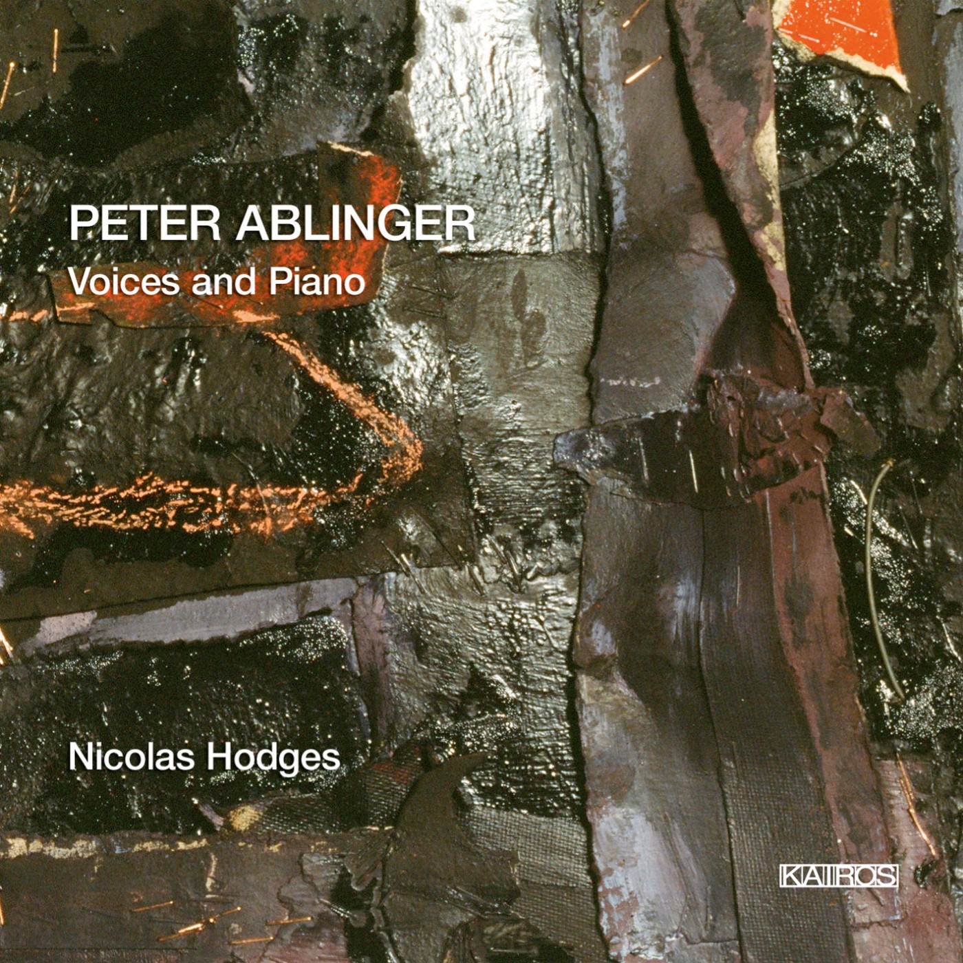 Peter Ablinger / Voices and Piano // Nicolas Hodges